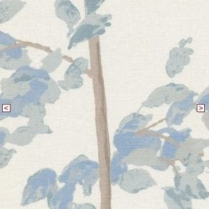 beech fabric in Blue grass