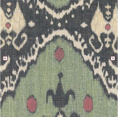 bukhara eucalyptus fabric
